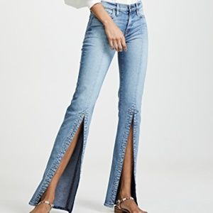 Hudson  Nico Mid Rise Cigarette Jeans in Recoil
